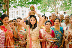 Indian wedding baraat ritual capture.