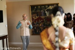 Special guest arrives to greet the maharani
