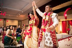 Indian couple is now officially married