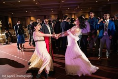 Maharani and guest having a blast dancing