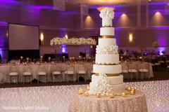 Stunning Indian wedding cake  capture.
