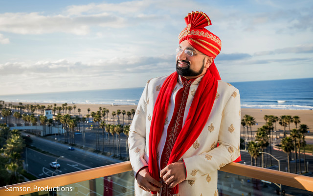 indian wedding,portrait,indian groom,pagri