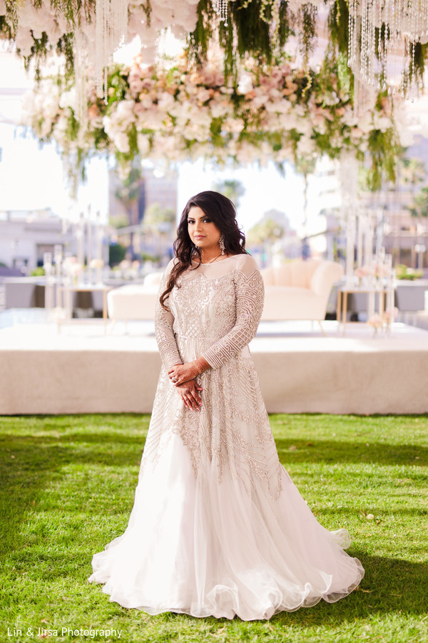 indian bride,indian wedding,outdoors,gown