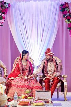 Lovely indian wedding ceremony capture