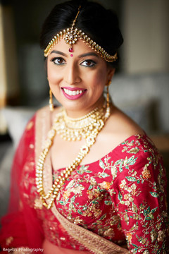 Beautiful indian bride style