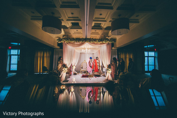 mandap,indoor mandap,indian wedding