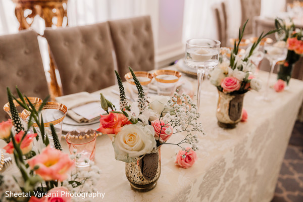 Another beautiful capture of the tables decoration