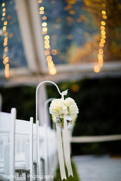 Details of the Indian wedding venue decoration