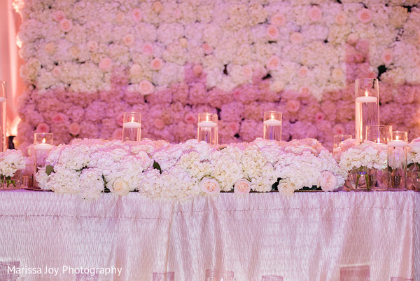 Wonderful capture of the beautiful floral decoration