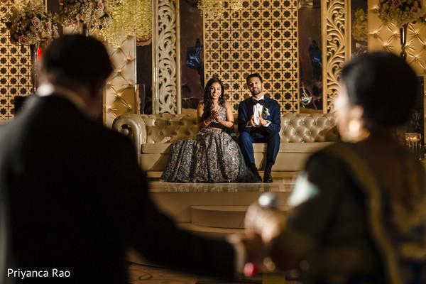 indian bride,indian groom,indian wedding reception fashion