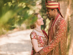 Outdoor themed indian couple photo session
