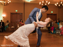 Fabulous indian newlyweds first dance capture