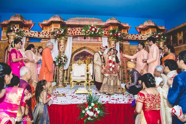 indian wedding,ceremony,bride,maharani