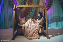 Mesmerizing indian bride portrait