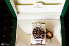 Indian grooms Rolex capture.