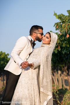 Creative indian wedding photoshoot