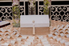 Indian wedding seating cards