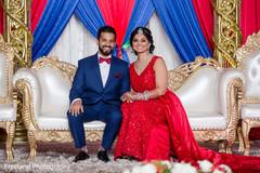 Glamorous indian couple