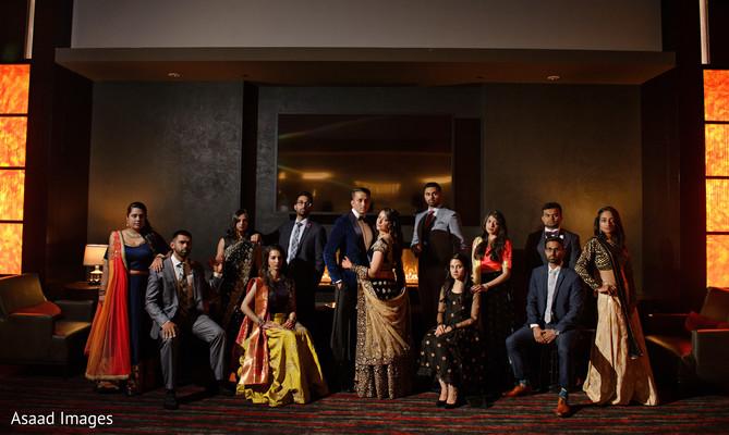 indian wedding,maharani,guests,sari
