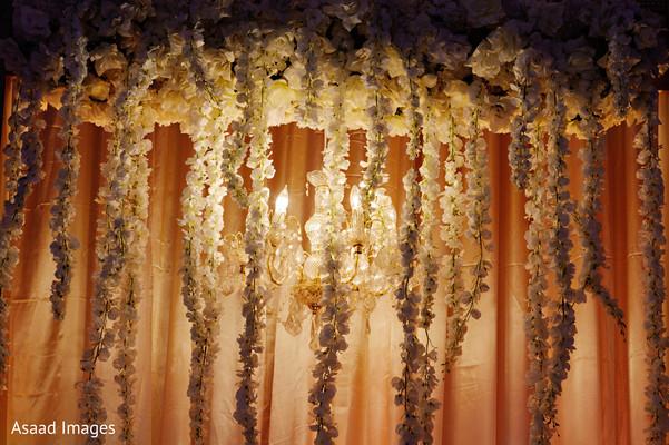 indian wedding,venue,draping,lightning