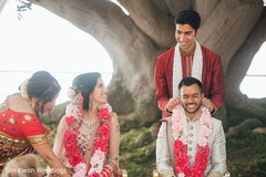 Indian couple ready to get married