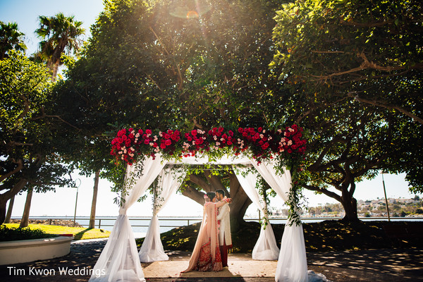 indian wedding mandap,floral and decor