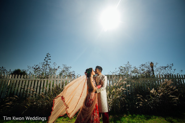 Magical indian lovebirds capture