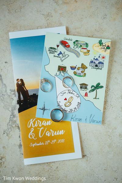 Indian wedding program