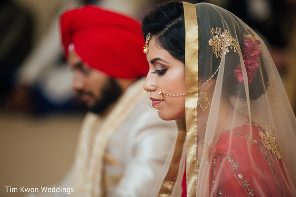Ravishing indian bride's photography