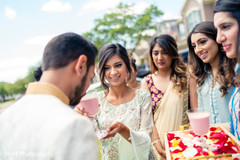 See this special Indian wedding ritual.