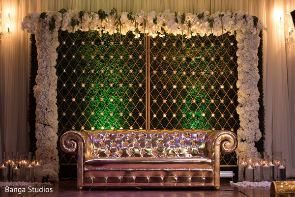indian wedding,decor,stage,lightning