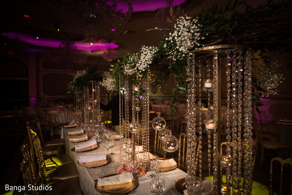 indian wedding,maharani,reception,decor