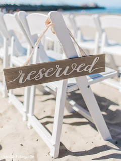 wonderful indian wedding reserved sign.