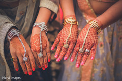 Marvelous Indian mehndi art.
