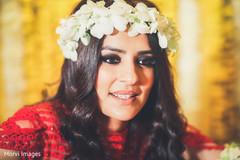Flawless maharanis pre-wedding celebration makeup.