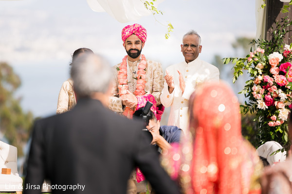 indian wedding,maharani,ceremony,outdoors