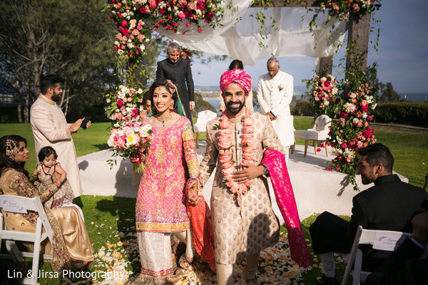 indian wedding,maharani,raja,newlyweds