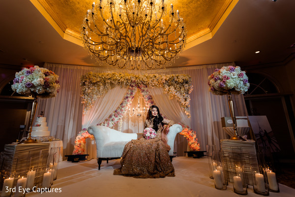 indian wedding,maharani,decor,lightning