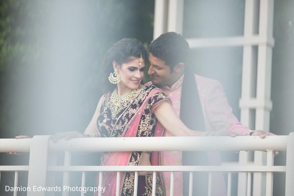 Maharani and Raja sharing during the photo shoot