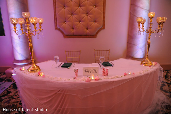 indian wedding,decor,table,reception