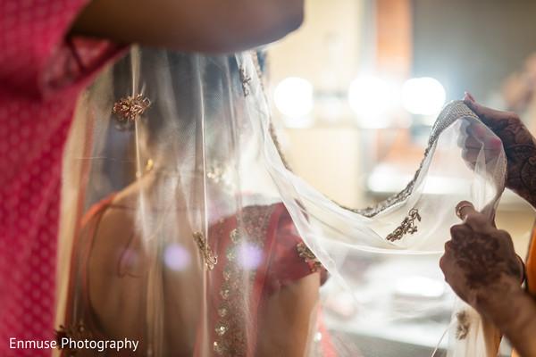 indian bridal lehenga,indian bridal ghoonghat,indian bridal ceremony fashion