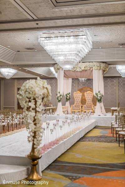 mandap,indian wedding ceremony,flowers decor,aisle