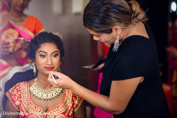 indian wedding,makeup,maharani,venue