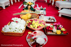 Indian wedding catering details