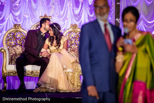 indian wedding,newlyweds,maharani,raja