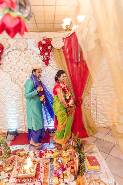 indian bride,raja,stage,indian wedding
