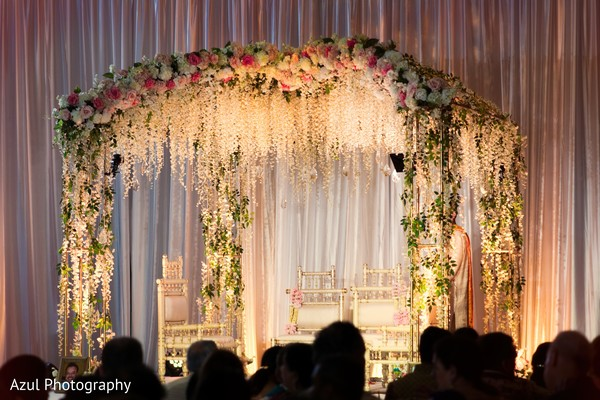 mandap,indian wedding ceremony,flower decor,lights