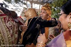 Unique Indian pre-wedding celebration.