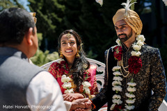Maharani and Raja wedding ceremony capture.