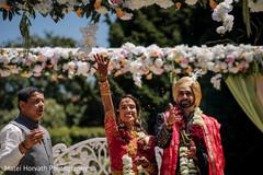 Sindoor wedding ritual.